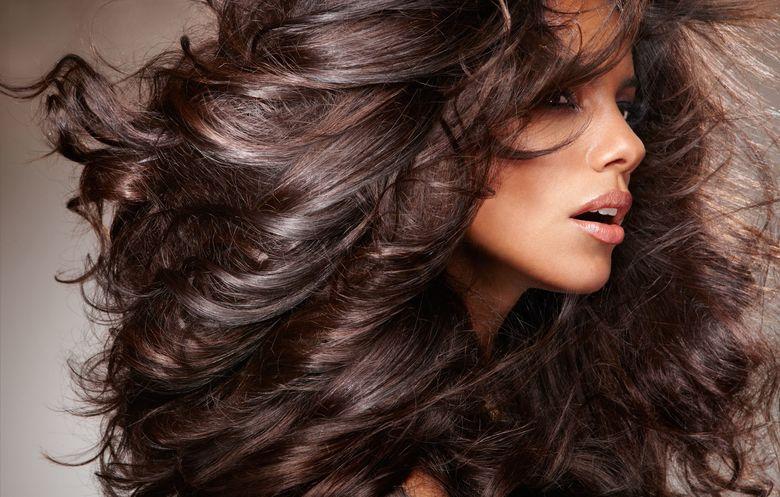 Каштановый цвет волос: от светлого до темного и рыжего-фото