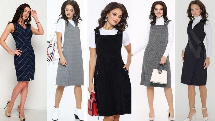 Сарафан 2021-2022: новинки и модные тенденции, женское платье-сарафан, с чем носить