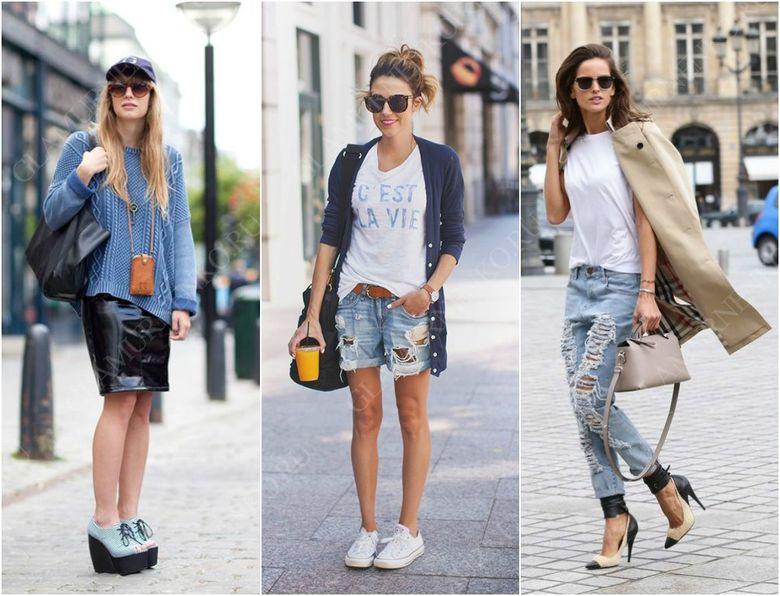 Стильные и модные женские луки: 100 фото новинок